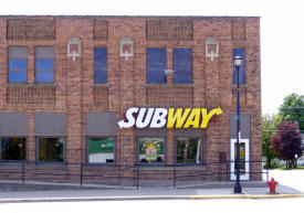 Subway Restaurant, Kenyon Minnesota