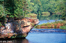 Kettle River State Canoe Route