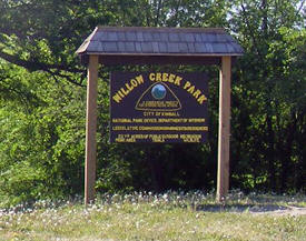 Willow Creek Park, Kimball Minnesota