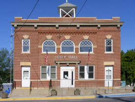 Kimball City Hall, Kimball Minnesota