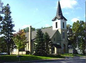 Holy Cross Church, Kimball Minnesota