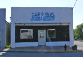 Soap Box Laundromat, Kimball Minnesota