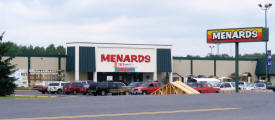 Menards, International Falls Minnesota