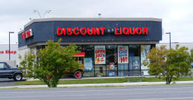 International Discount Liquor, International Falls Minnesota