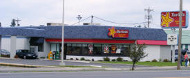 Hardee's, International Falls Minnesota