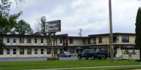 Budget Host Inn, International Falls Minnesota