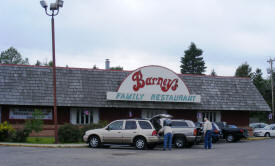 Barney's Family Restaurant, International Falls MN