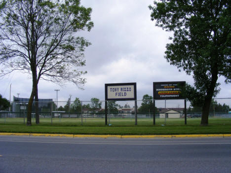 Tony Rizzo Field, International Falls Minnesota, 2007