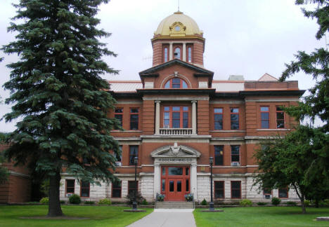 Koochiching County Courthouse, International Falls Minnesota, 2007