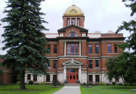 Koochiching County Courthouse, International Falls Minnesota