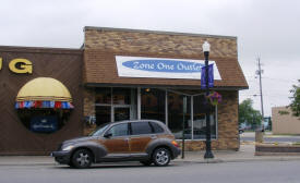 Zone One Outlet, International Falls Minnesota