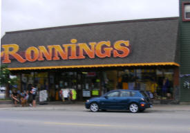 Ronnings, International Falls Minnesota