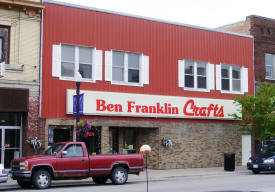 Ben Franklin, International Falls Minnesota