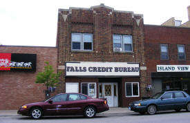 Falls Credit Bureau, International Falls Minnesota