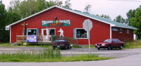 Treasurers & Trinkets Antiques, International Falls Minnesota