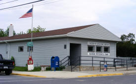 US Post Office, Ranier Minnesota