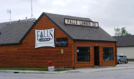 Falls Lumber Company, International Falls Minnesota