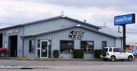 Stock Tire Service, International Falls Minnesota