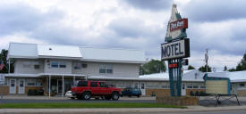 Tee Pee Motel, International Falls Minnesota