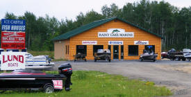 Rainy Lake Marine Service, International Falls Minnesota