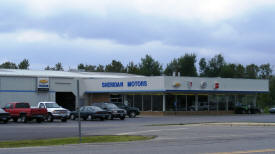 Sheridan Motors, International Falls Minnesota