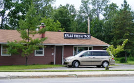 Falls Feed & Tack, International Falls Minnesota