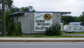 Icebox Antiques, International Falls Minnesota