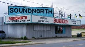 Soundnorth Electronics and Printing, International Falls Minnesota