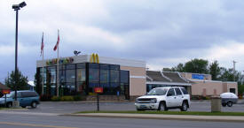 McDonald's, International Falls Minnesota
