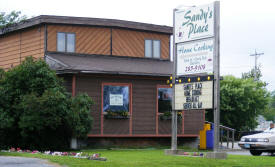 Sandy's Place, International Falls Minnesota
