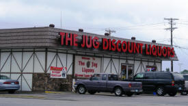 Jug Liquor Store, International Falls Minnesota