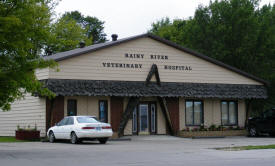 Rainy River Veterinary Hospital, International Falls Minnesota