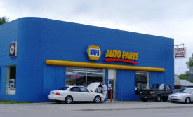 NAPA Auto Parts, International Falls Minnesota