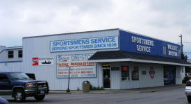 Sportsmen's Service & Wildlife Museum, International Falls Minnesota