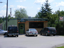 Winton Liquor Store, Winton Minnesota
