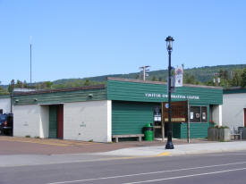 Grand Marais and Gunflint Trail Tourism Info Center, Grand Marais Minnesota