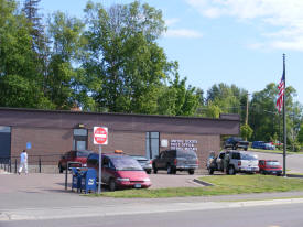US Post Office, Grand Marais Minnesota