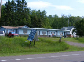Breakers Motel and Cottages, Grand Marais Minnesota