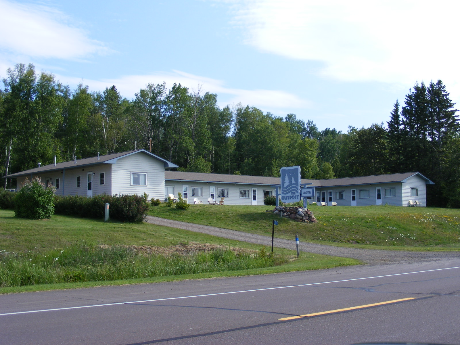 The Outpost Motel Grand Marais Minnesota Guide To Croftville