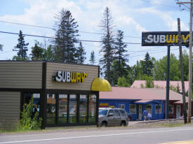 Subway Sandwiches & Salads, Grand Marais Minnesota