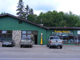 Pump House Fitness Center, Grand Marais Minnesota
