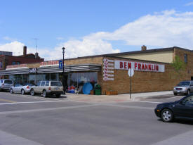 Joynes Department Store & Ben Franklin, Grand Marais Minnesota