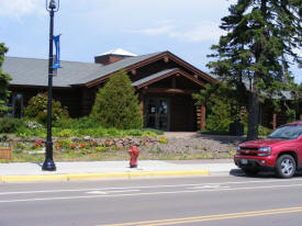 Johnson Heritage Post Art Gallery, Grand Marais Minnesota