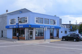 Blue Water Cafe, Grand Marais Minnesota