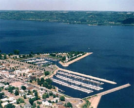 Lake City Marina, Lake City Minnesota
