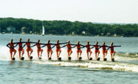Water Ski Days, Lake City Minnesota