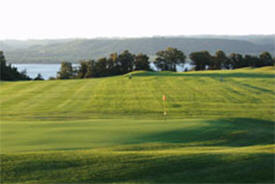 Lake Pepin Golf Course, Lake City Minnesota