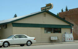 Lake Country Supermarket, Akeley Minnesota