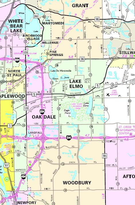 Guide to Lake Elmo Minnesota