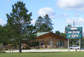 Lake George Cafe, Lake George Minnesota